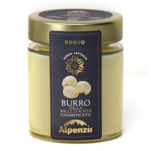 Burro della Valle d'Aosta Chiarificato