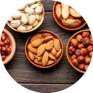 Frutta Secca Disidratata e Sciroppata