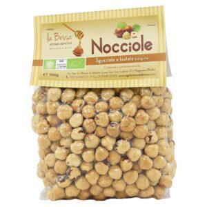 Nocciole Piemonte Bio Tostate