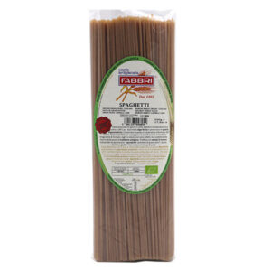 Spaghetti di semolato bio